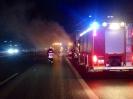 Brennt LKW A1 Richtung HH