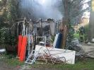 Brennt Schuppen in Mienenbüttel